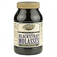Golden Barrel Blackstrap Molasses (32 fl. oz. Wide Mouth)