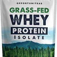 Grass Fed Whey Protein Powder Isolate - Unflavored