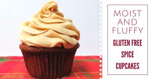 Best Gluten Free Spice Cupcake Recipe