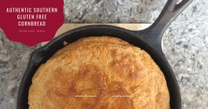 Gluten Free Cornbread Recipe Without Flour