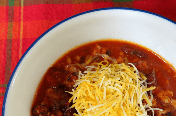 How to Make Gluten Free Chili